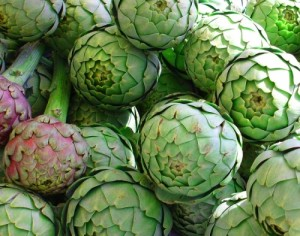 This is how to cook artichoke