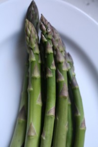 This is how to cook asparagus