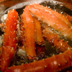 This is how to cook crab legs