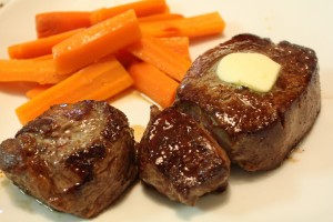 This is how to cook filet mignon