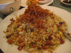 This is how to cook fried rice