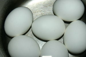 This is how to cook hard boiled eggs
