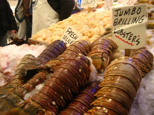 This is how to cook lobster tails