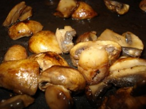 This is how to cook mushrooms