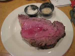 This is how to cook prime rib