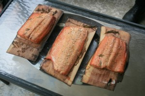 This is how to cook salmon