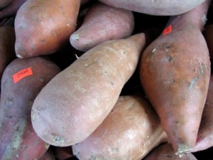 This is how to cook sweet potatoes