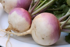 This is how to cook turnips
