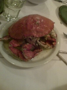 This is how to cook crab