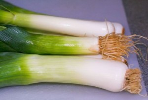 This is how to cook leeks