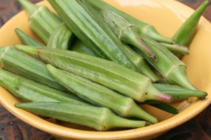 This is how to cook okra