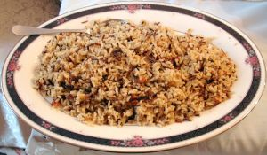 This is how to cook wild rice