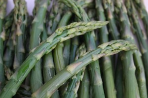 This is how to cook asparagus in the oven