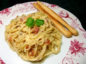 This is how to cook carbonara