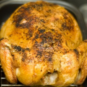 This is how to cook chicken in the oven