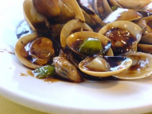 This is how to cook clams