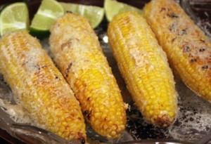 This is how to cook corn on the grill