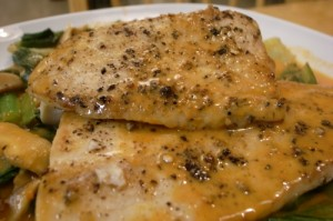This is how to cook mahi mahi