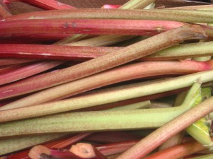 This is how to cook rhubarb